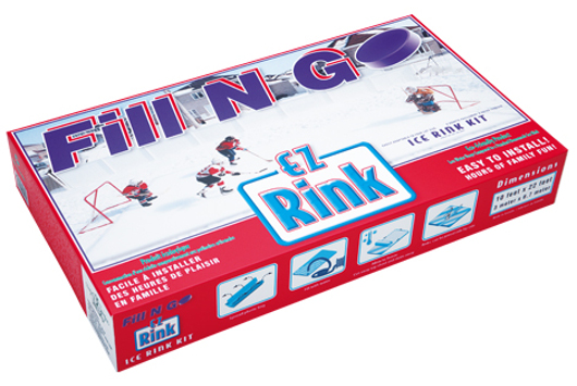 Learn to Skate Backyard Rink KitFOR NEW SKATERS YOUNG OR ...