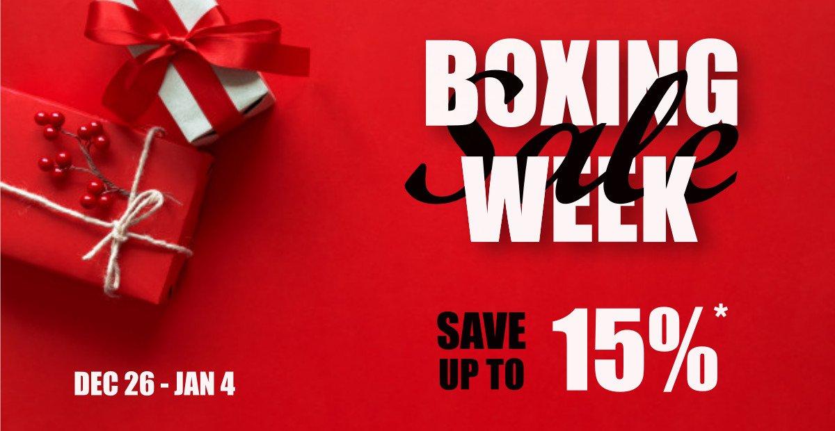 Ice N'Go Boxing Week Sale